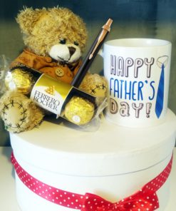 Happy Fathers Day Gift Box