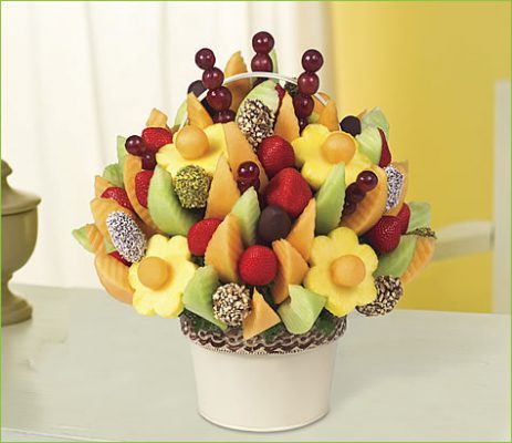 Same-Day Fruit Bouquets
