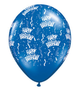 Latex Helium Balloon